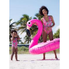 Mama und Ich Drucken Passende Badeanzug