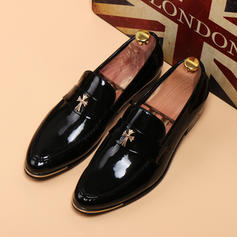 Casual Microfiber Leather Men's Men's Loafers