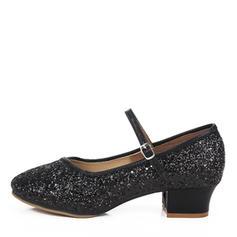Women's Ballroom Heels Sparkling Glitter Ballroom