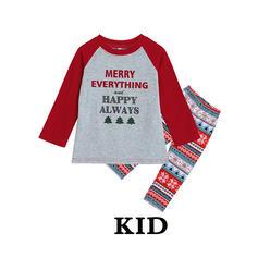 Επιστολή Τυπώνω Οικογένεια Εμφάνιση Χριστουγεννιάτικες πιτζάμες