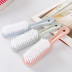 Modern Plastic Cleaning Brush (Set of 2)