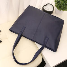 Classical/Commuting/Solid Color PU Totes Bags/Shoulder Bags