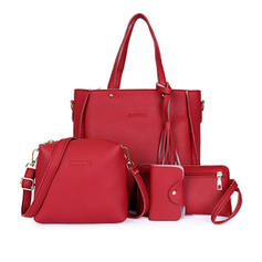 De moda Bolsas de mano/Bolso de Hombro/Conjuntos de bolsa/Carteras y Puños