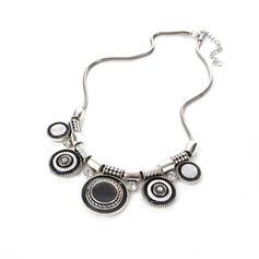 Unique Exotic Alloy Necklaces