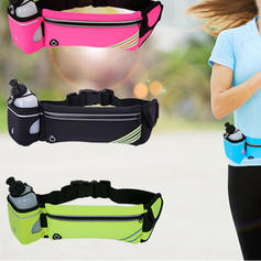 Unisex Outdoor Water Bottle Holder pouch belt Mobile Phone Pocket Case Sports waist Bag (include:Water bottle)