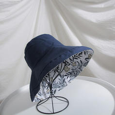 Ladies ' Hotteste Bomuld Strand / Sun Hatte/Bucket Hat
