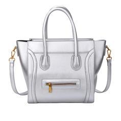 Unique/Fashionable/Solid Color PU Tote Bags/Crossbody Bags/Shoulder Bags