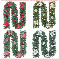 Merry Christmas PVC Christmas Décor Garland