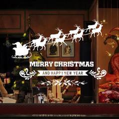 Estilo Moderno Estilo Clásico Navidad Cualquier Forma Naturaleza muerta Pegatinas de pared