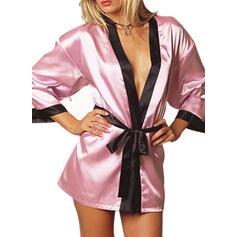 Spandex Robe