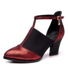 Women's Modern Heels Leatherette Modern