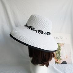 Ladies' Hottest Salty Straw/Pp Straw Hats/Beach/Sun Hats