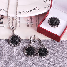 Fashionable Alloy Ladies' Jewelry Sets