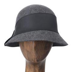 Ladies ' Uroczy/Wzrok/Zabytkowe Wełna Floppy Hat