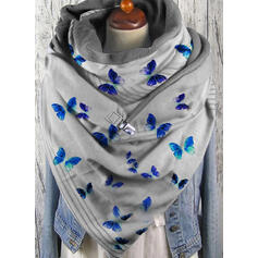 Animal fashion/Butterfly Design Scarf