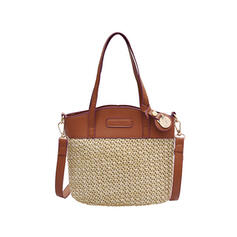 Elegant/Fashionable/Shell Shaped/Commuting/Braided Tote Bags/Crossbody Bags/Shoulder Bags/Beach Bags/Bucket Bags/Hobo Bags