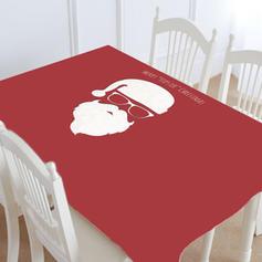 Christmas Santa Cotton Tablecloths