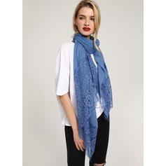 Einfarbig Leicht/attraktiv Schal