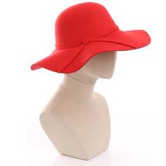 Dames Simple/Exquis Acrylique Disquettes Chapeau