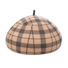 Ladies ' Piękny/Przepiękny/Klasyczny Wełna Beret Hat