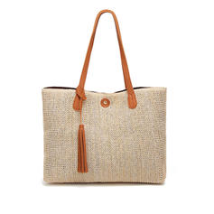 Delicate Polyester Tote Bags/Beach Bags
