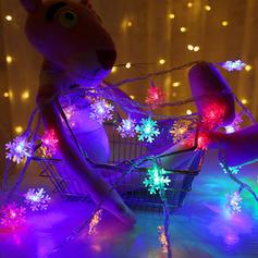 vrolijk kerstfeest PVC Lichten Kerstdecoratie Sneeuwvlok