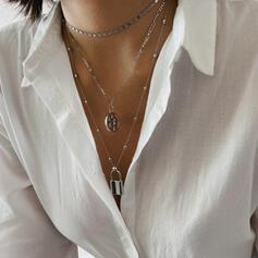 Elegante Charme Liga Conjuntos de jóias Brincos