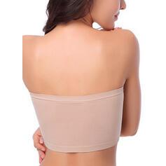 Plain Underwear Plus Size Bra