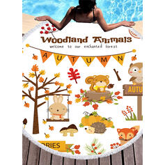 Animal attractive Beach Towel