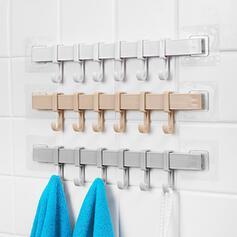 Modern PVC Wall Hook (Set of 2)