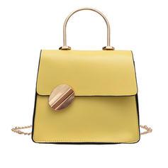 Delicate PU Crossbody Bags/Shoulder Bags