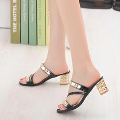 Women's PU Low Heel Pumps shoes