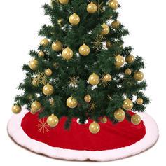Merry Christmas Cloth Christmas Tree Skirt