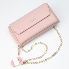 Unique/Cute/Solid Color/Super Convenient Clutches/Shoulder Bags/Wallets & Wristlets