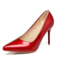 Femmes Similicuir Talon stiletto Escarpins chaussures
