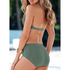High Waist Push Up Halter Sexy Classic Bikinis Swimsuits