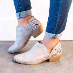 Dla kobiet Skóra ekologiczna Niski Obcas Sandały Martin Buty Z Pozostałe obuwie