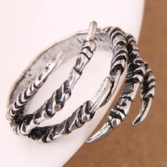 Fashionable Alloy Ladies' Fashion Rings