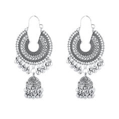 Vintage Alloy Women's Fashion Earrings
