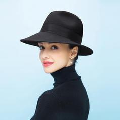 Ladies' Beautiful/Romantic Wool Floppy Hat