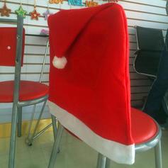 boldog Karácsonyt Nem szőtt anyagból Székhuzat