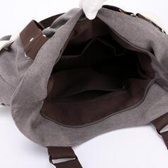 Elegante/Clássica/Estilo boêmio/Viagem/Simples/Super conveniente Bolsas de lona/Balde Malas/Hobo Malas