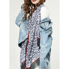 Leopardo moda/fresco/Boho Sciarpa