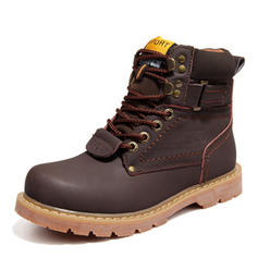 Snow Boats Casual Real Leather Men's Men's Boots