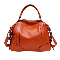 Unique Genuine leather Totes Bags/Cross-Body Bags