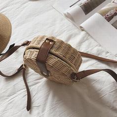 Élégante Paille Sacs à bandoulière/Sac en bandoulière/Sacs de plage