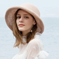 Ladies' Simple/Fancy Papyrus Beach/Sun Hats