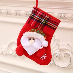 Flanelowe Pończochy Christmas Stocking (Sprzedawane w jednym kawałku)