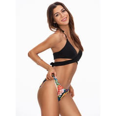 Floral Strap Beautiful Bikinis Swimsuits