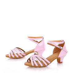 Kids' Latin Heels Sandals Leatherette Latin